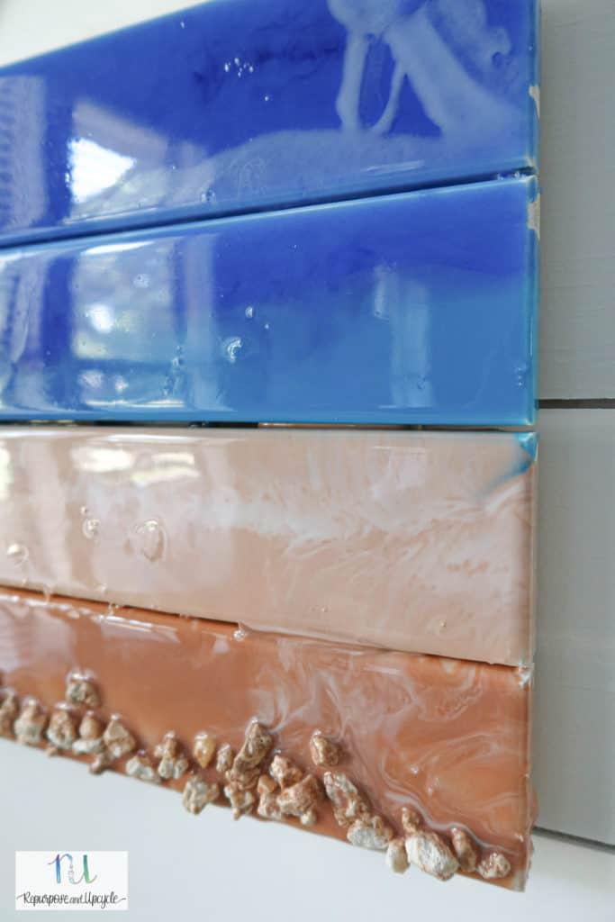 epoxy resin ocean art