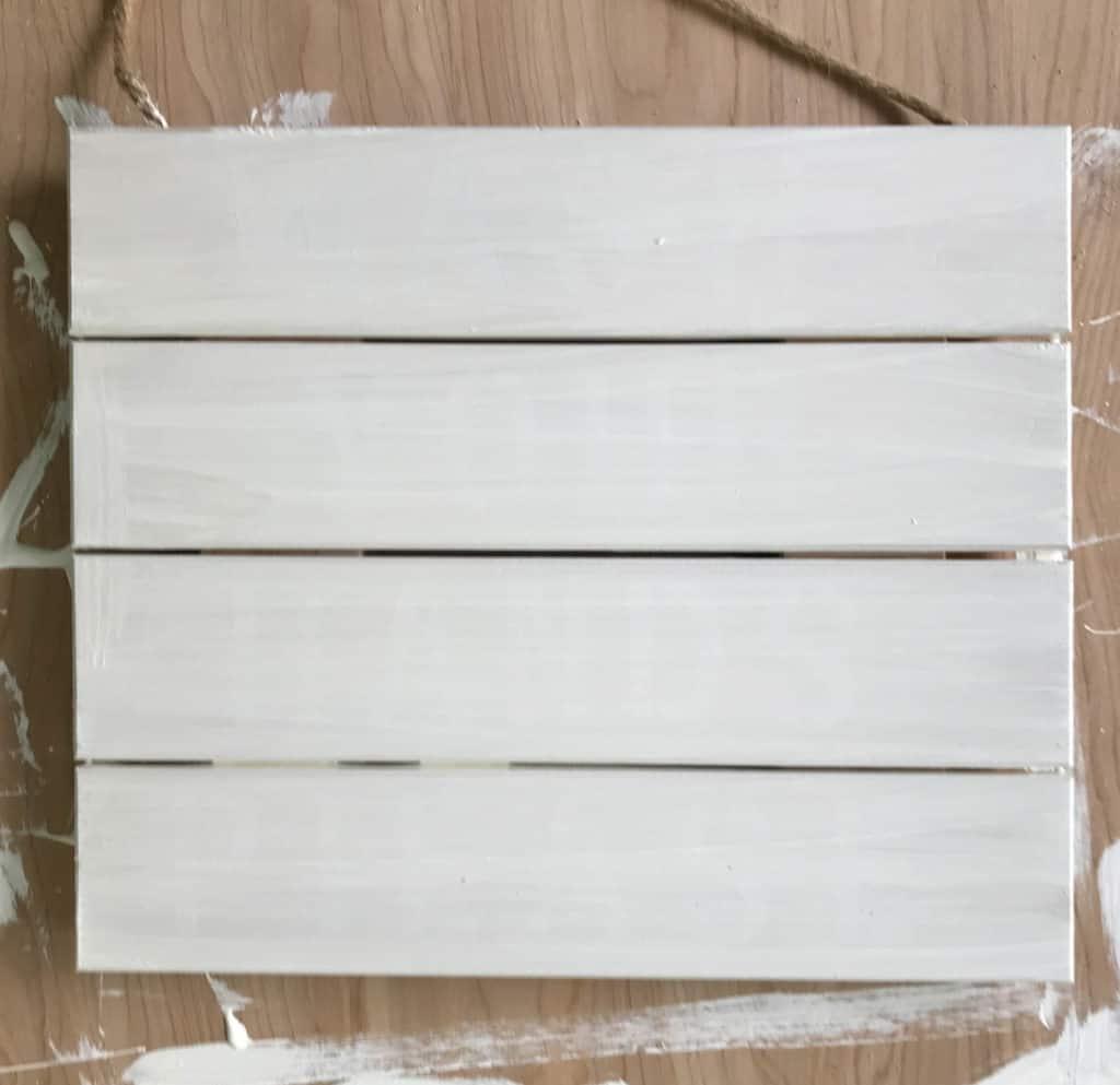 pallet wood wall decor