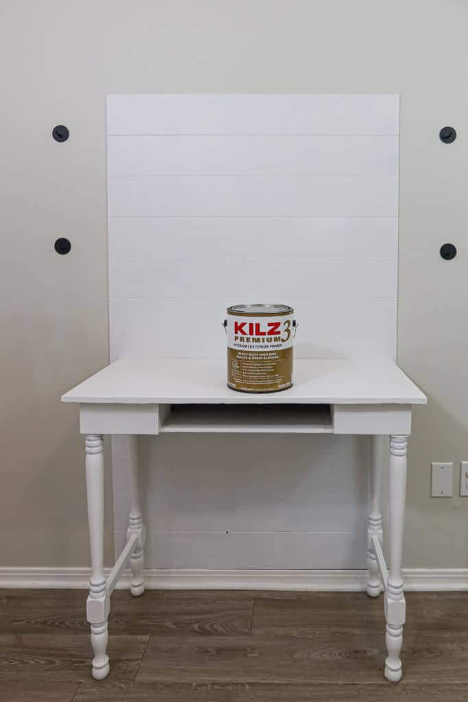 KILZ® 3 Premium primer for accent wall
