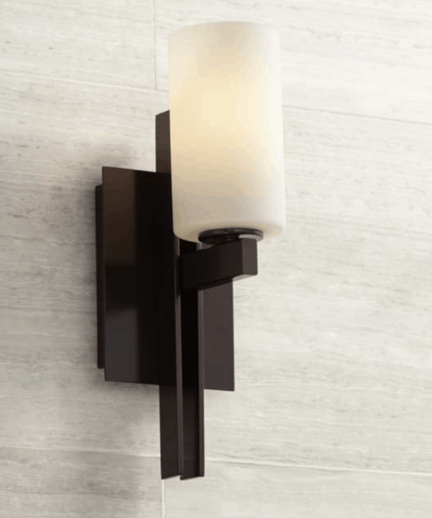 bathroom wall sconce light