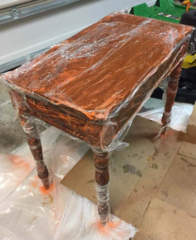Stripping furniture best paint remover