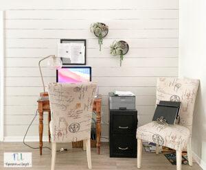 office space area