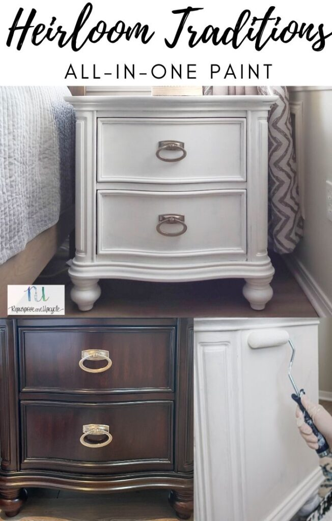 how to use Heirloom Traditions ALL-IN-ONE paint